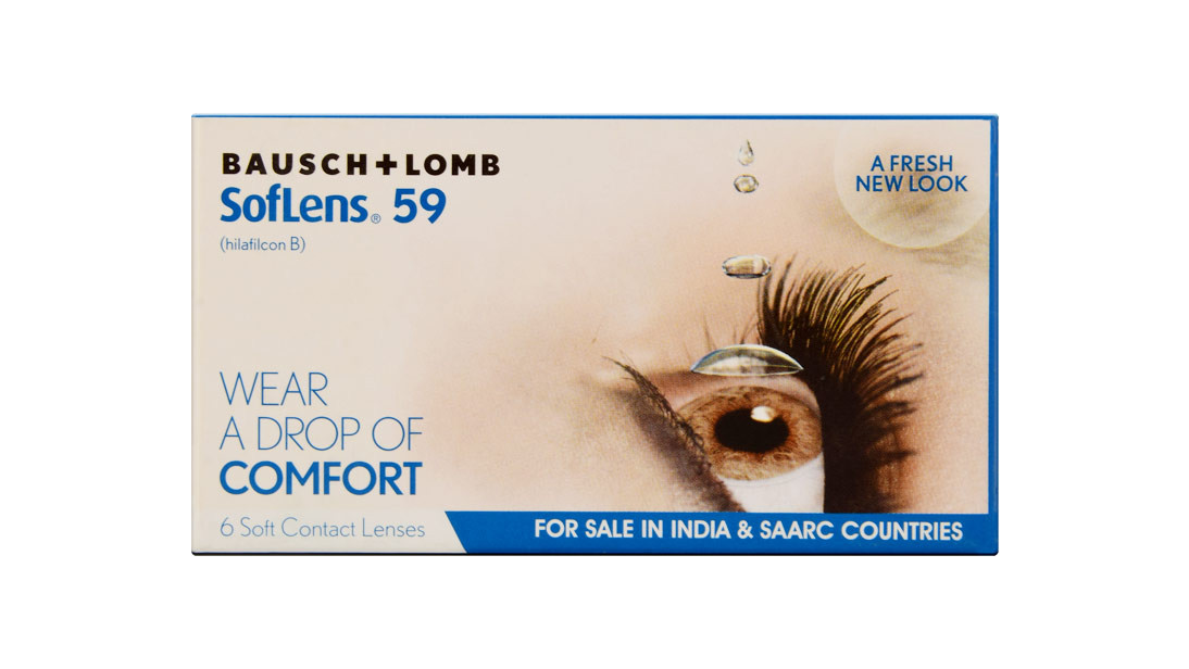 Monthly Disposable Baush & Lomb SL 59 Comfort Contact Lens