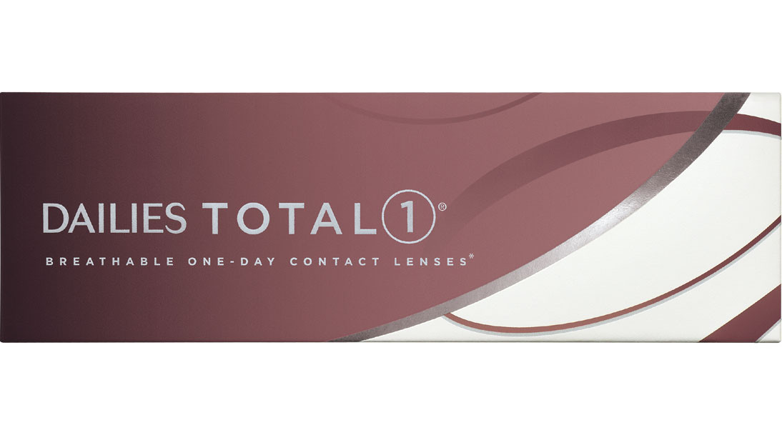 Daily Disposable Dailies Total1 Contact Lens