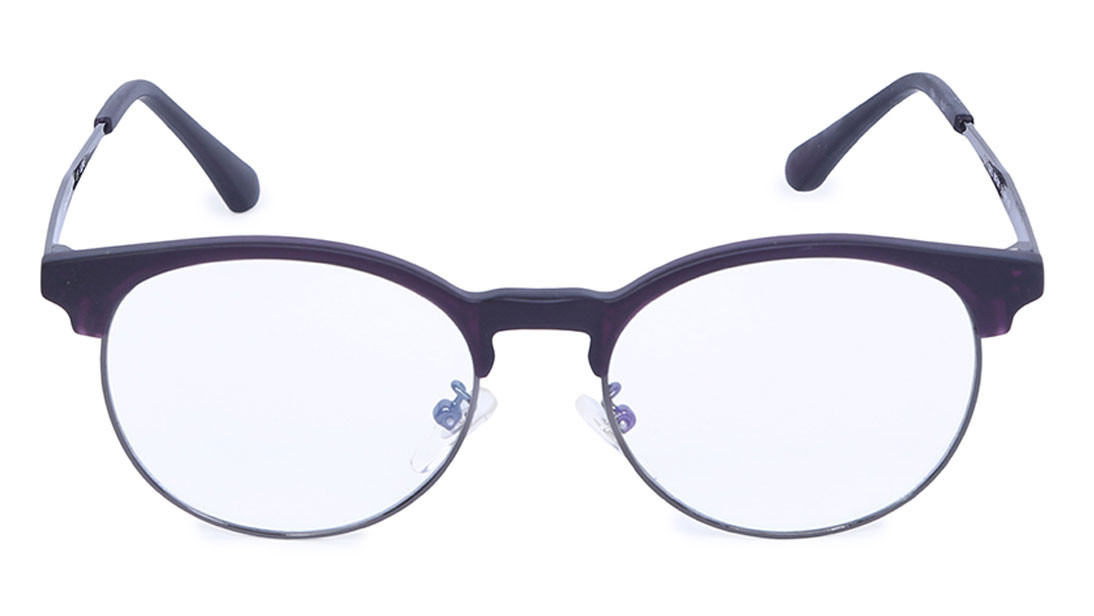 Blue Round Rimmed Eyeglasses from Fastrack