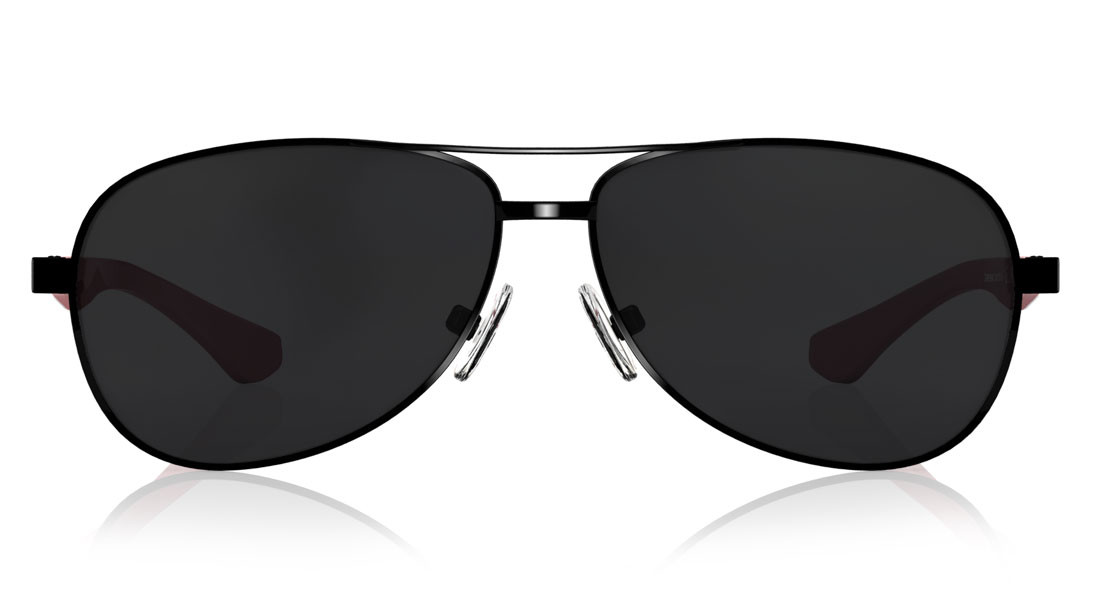 Black Pilot Titan Men Sunglasses