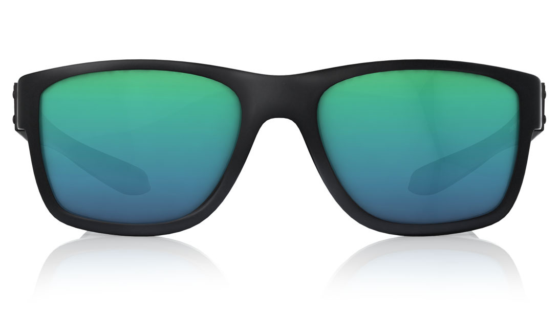Black Square Titan Men Sunglasses