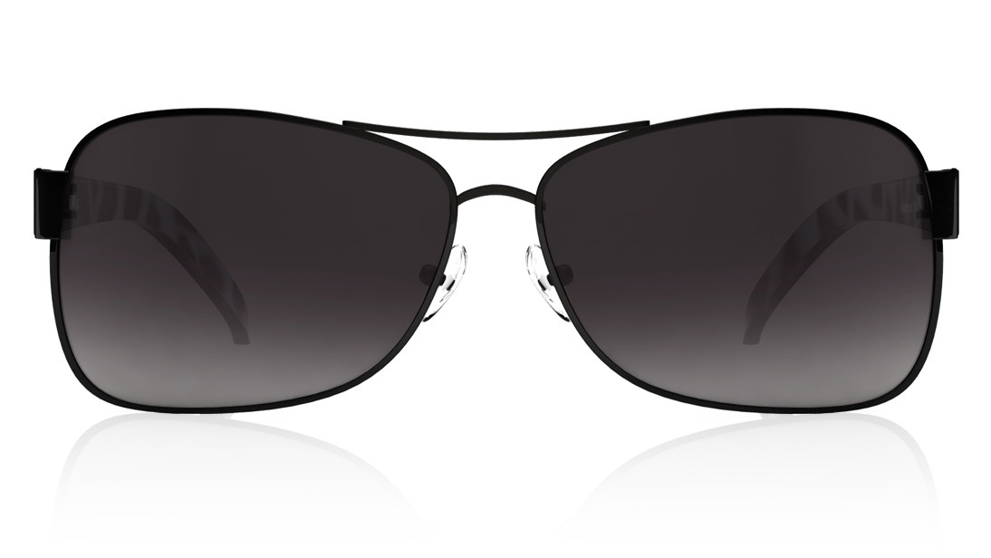 Black Navigator Fastrack Men Sunglasses