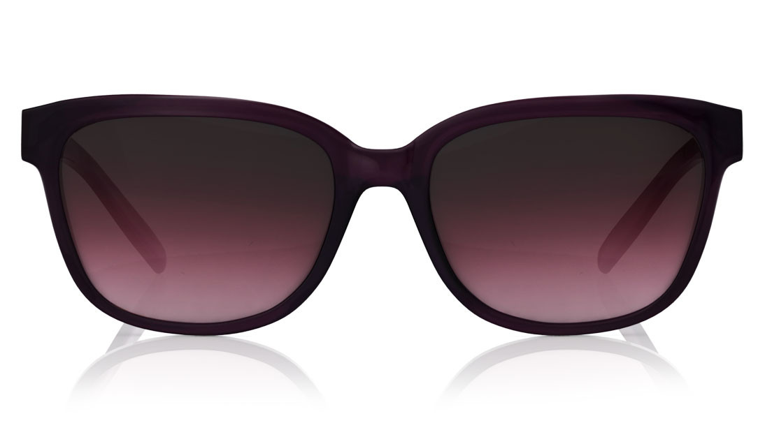 Purple Square Fastrack Women Sunglasses