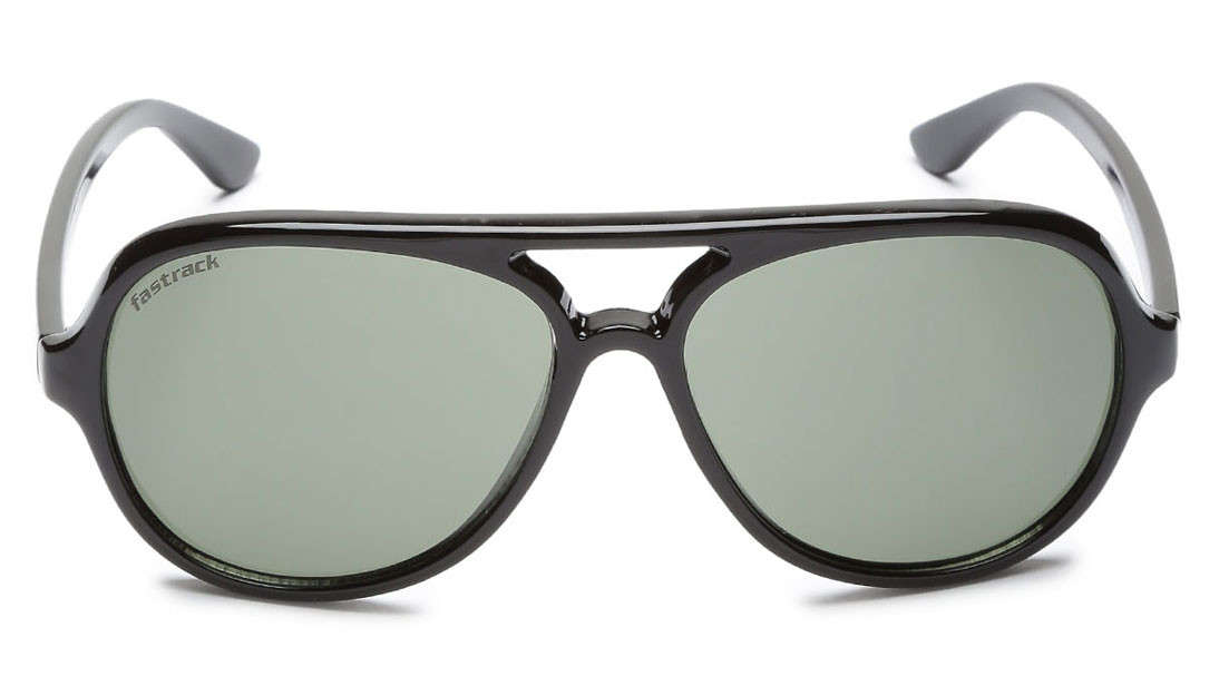 Black Pilot Fastrack Men Sunglasses