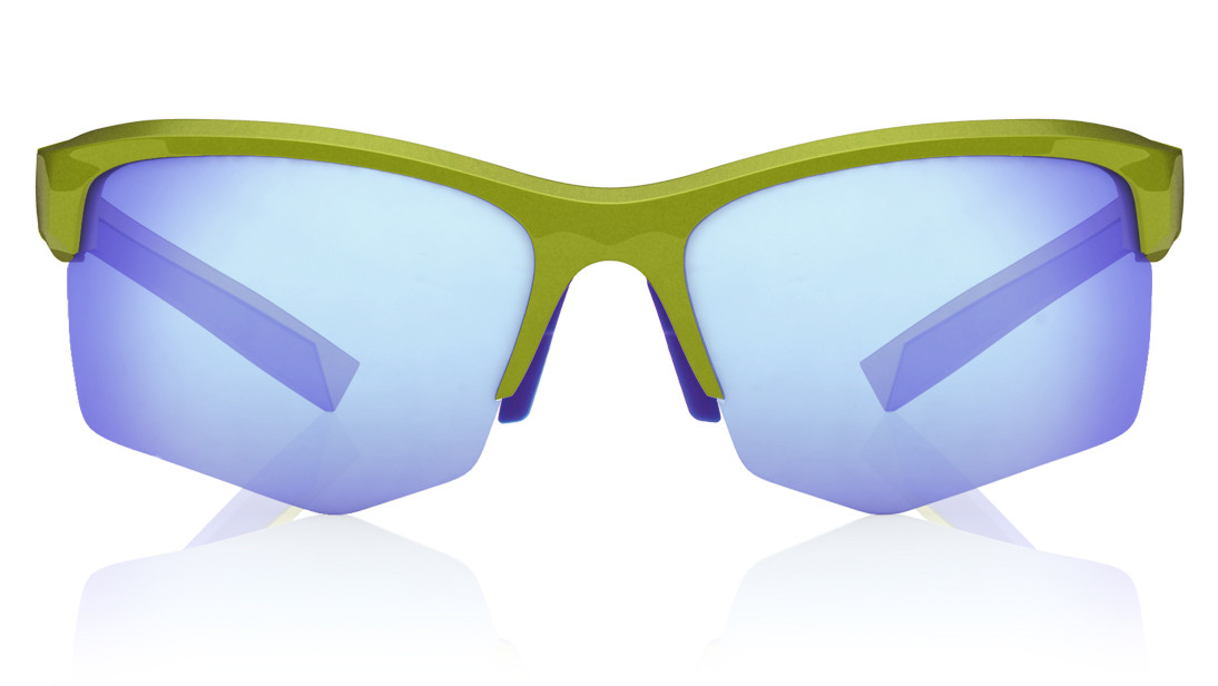 Green Sports Fastrack Men Sunglasses