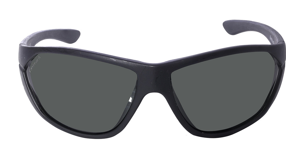 Black Sports Fastrack Men Sunglasses