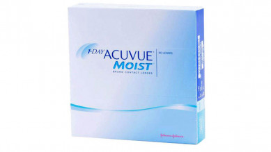 Johnson & Johnson  1 Day Acuvue Moist-90