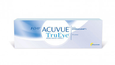 Johnson & Johnson  1 Day Acuvue Tru Eye