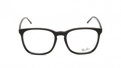 Black Square Rimmed  Eyeglasses from Rayban
