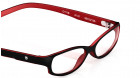 Black Rectangle Rimmed Eyeglasses from Dash-3