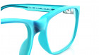 Green Square Rimmed Eyeglasses from Dash-3