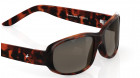 Brown Wraparound Fastrack Men Sunglasses -3