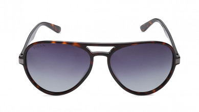 Black Wayfarer Titan Men Sunglasses