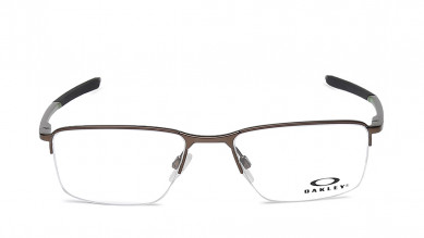 Blue Navigator Semi-Rimmed Eyeglasses from Oakley