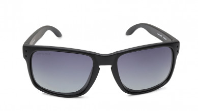 Black Wayfarer Squares Fastrack Men Sunglasses